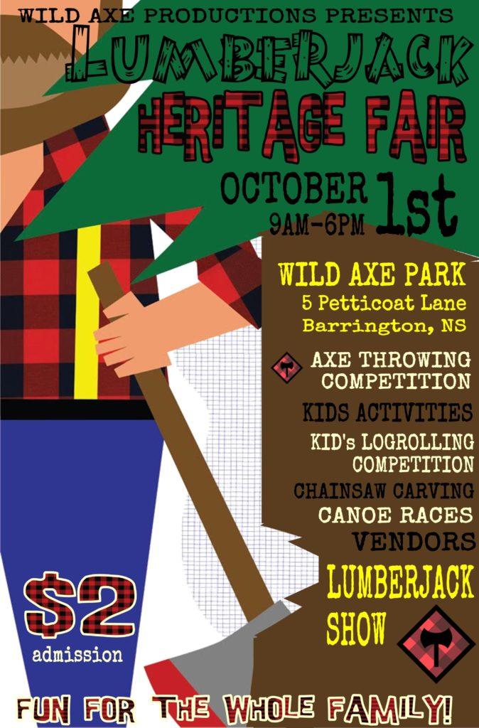Lumberjack Fair 2016
