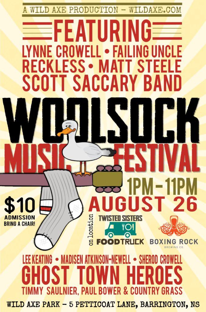 Woolsock Music Festival