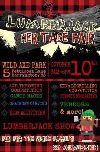 lumberjack fair 2015