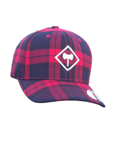 Timber Lounge Plaid Hat